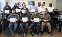 Computer Training graduates