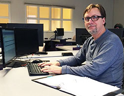 Student profile Ken Gray