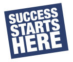 Success starts here logo
